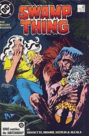 La Créature du Marais # 59 Issues V2 (1985 - 1996)