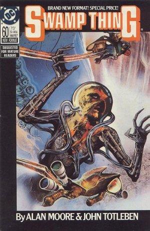 La Créature du Marais # 60 Issues V2 (1985 - 1996)