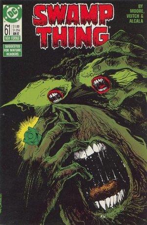 La Créature du Marais # 61 Issues V2 (1985 - 1996)