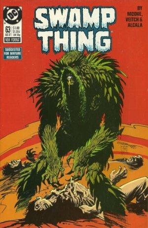La Créature du Marais # 63 Issues V2 (1985 - 1996)