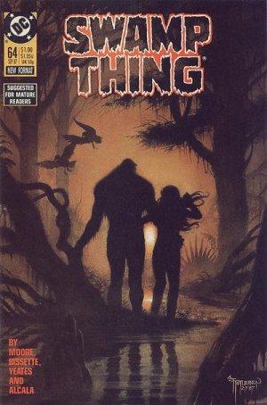 La Créature du Marais # 64 Issues V2 (1985 - 1996)