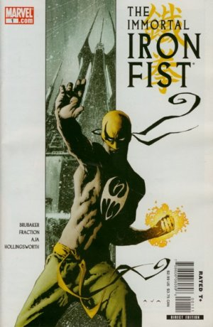 The Immortal Iron Fist # 1 Issues (2007 - 2009)