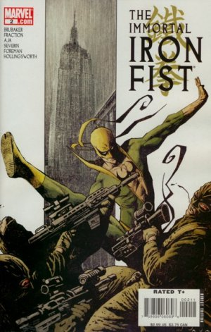 The Immortal Iron Fist # 2 Issues (2007 - 2009)