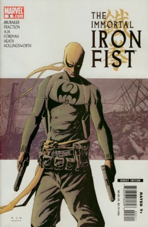 The Immortal Iron Fist # 3 Issues (2007 - 2009)