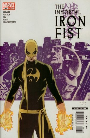 The Immortal Iron Fist # 6 Issues (2007 - 2009)