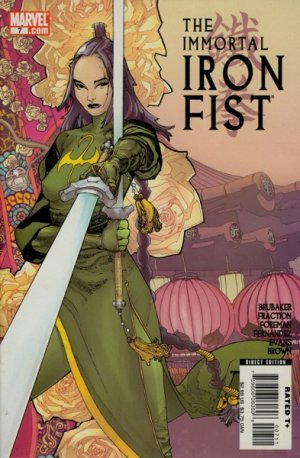 The Immortal Iron Fist # 7 Issues (2007 - 2009)