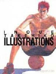 Slam Dunk - Takehiko Inoue Illustrations édition JAPONAISE