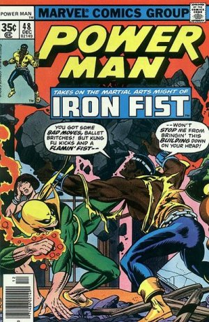 Power Man # 48 Issues V1 (1974 - 1978)