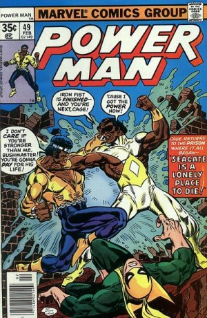 Power Man 49 - Seagate is a Lonely Place to Die!