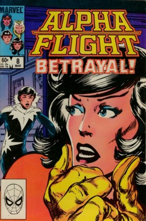 Alpha Flight # 8 Issues V1 (1983 - 1994)