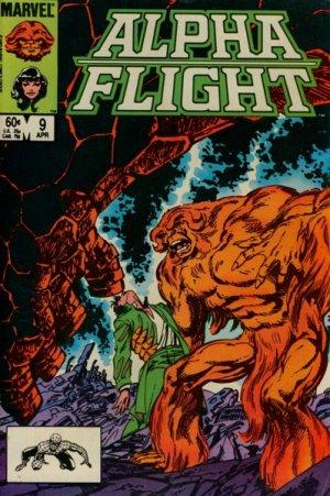 Alpha Flight # 9 Issues V1 (1983 - 1994)