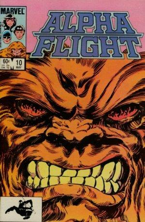 Alpha Flight # 10 Issues V1 (1983 - 1994)