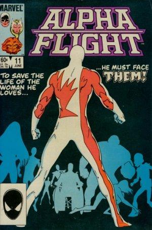 Alpha Flight # 11 Issues V1 (1983 - 1994)