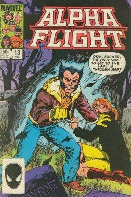 Alpha Flight # 13 Issues V1 (1983 - 1994)