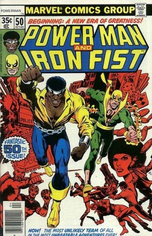 Power Man and Iron Fist # 50 Issues V1 (1978 - 1986)