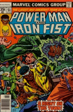 Power Man and Iron Fist # 51 Issues V1 (1978 - 1986)