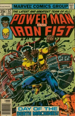 Power Man and Iron Fist # 52 Issues V1 (1978 - 1986)