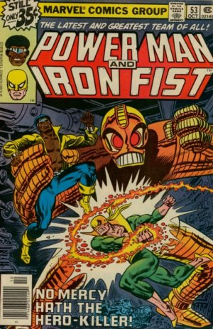 Power Man and Iron Fist # 53 Issues V1 (1978 - 1986)