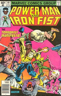 Power Man and Iron Fist # 60 Issues V1 (1978 - 1986)