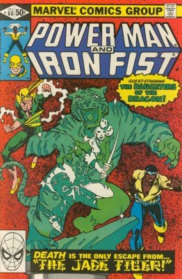 Power Man and Iron Fist # 66 Issues V1 (1978 - 1986)