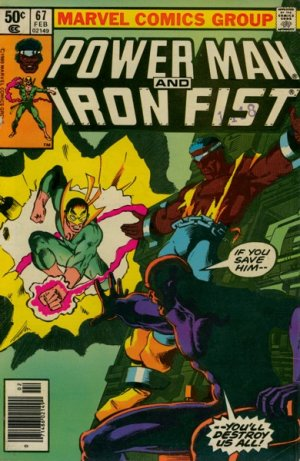 Power Man and Iron Fist # 67 Issues V1 (1978 - 1986)