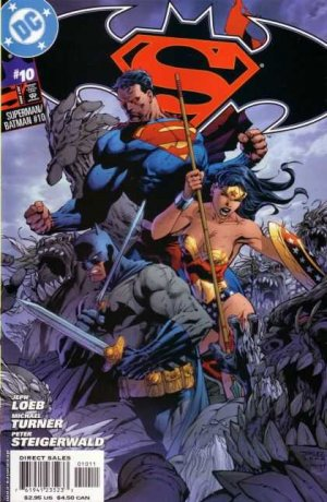 Superman / Batman # 10 Issues V1 (2003 - 2011)
