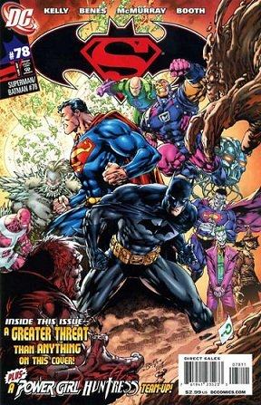 Superman / Batman # 78 Issues V1 (2003 - 2011)