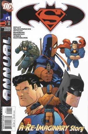 Superman / Batman édition Issues V1 - Annual