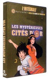 Les Mystérieuses Cités d'Or édition COFFRET SONY
