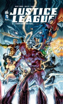Justice League T.2