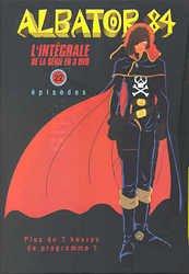Albator 84 édition INTEGRALE- SONY