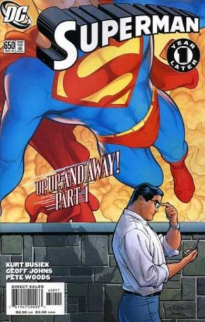 Superman # 650 Issues V1 suite (2006 - 2011)