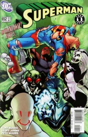 Superman # 652 Issues V1 suite (2006 - 2011)
