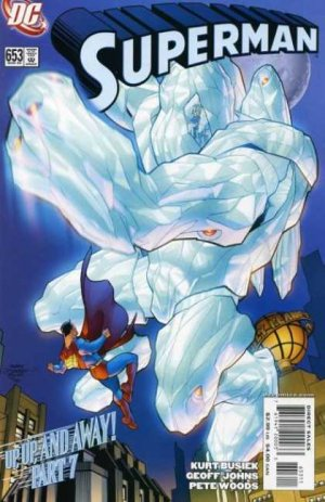 Superman # 653 Issues V1 suite (2006 - 2011)