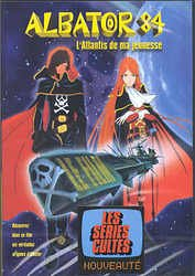Albator 84, L'Atlantis de ma Jeunesse édition SONY