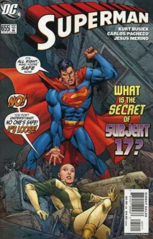Superman # 655 Issues V1 suite (2006 - 2011)
