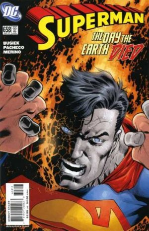 Superman # 658 Issues V1 suite (2006 - 2011)