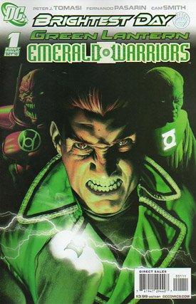 Green Lantern - Emerald Warriors