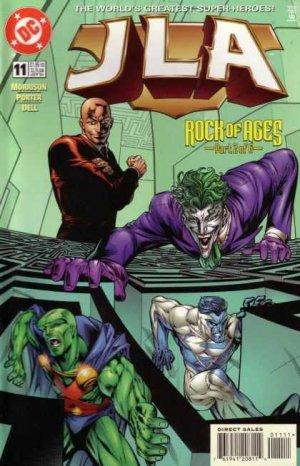 JLA # 11 Issues V1 (1997 - 2006)