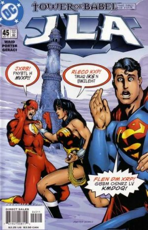 JLA # 45 Issues V1 (1997 - 2006)