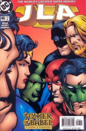 JLA # 46 Issues V1 (1997 - 2006)
