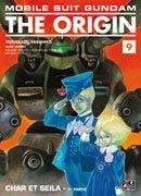 Mobile Suit Gundam - The Origin T.9
