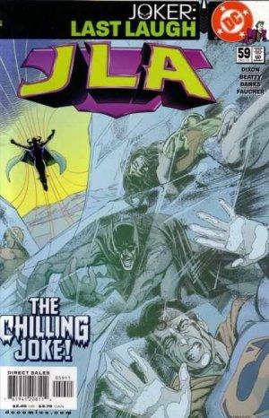 JLA # 59 Issues V1 (1997 - 2006)