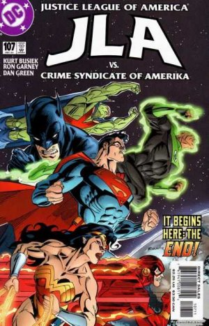 JLA # 107 Issues V1 (1997 - 2006)