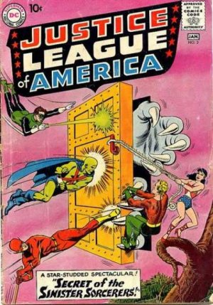 Justice League Of America # 2