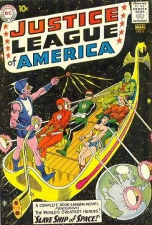 Justice League Of America # 3