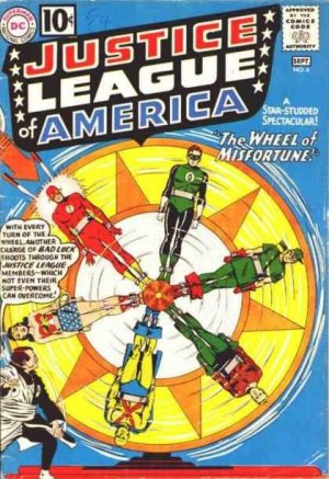 Justice League Of America # 6