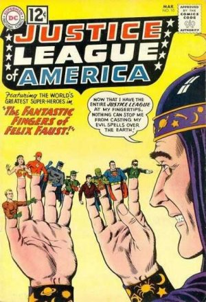 Justice League Of America # 10