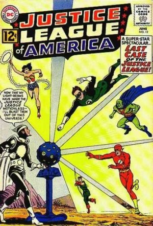 Justice League Of America # 12