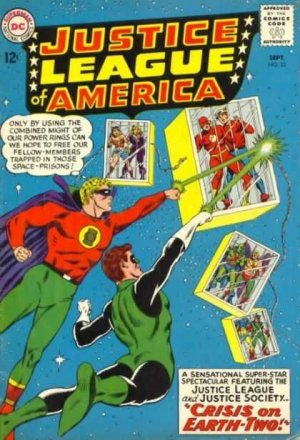 Justice League Of America # 22